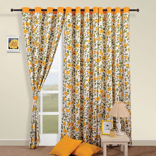 sunrise-yellow-curtains-in-hyderabad