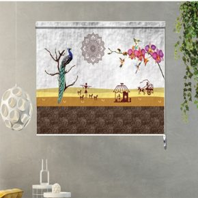 Customized Roller Blinds